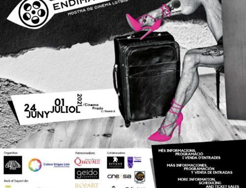 La I Mostra de Cinema LGTBIQ+ Endimaris Sitges