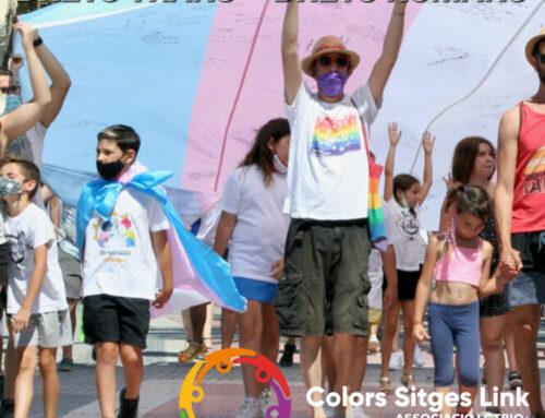 Derechos trans = Derechos humanos
