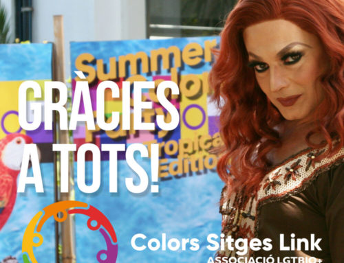 Summer Colors Party 2021: ¡Gracias a todos!