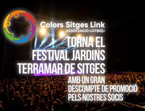 Torna el Festival Jardins Terramar de Sitges