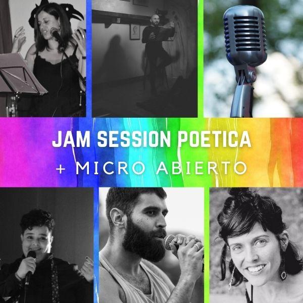 jam session poética