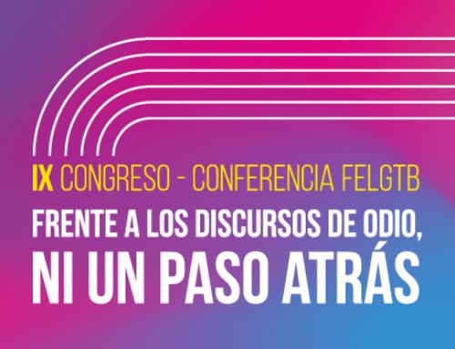 Participem en el IX Congrés – Conferència de FELGTB